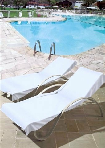 100% Cotton Towel Patio Chaise Lounge Cover by Freeport Park